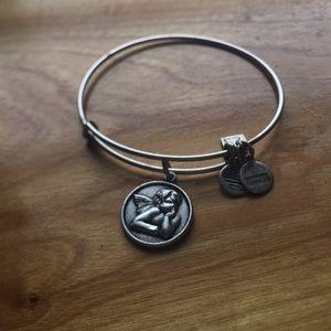 Alex and ani cherub bracelet